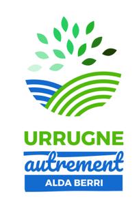 Logotype - Urrugne Autrement - Sébastien ETCHEBARNE